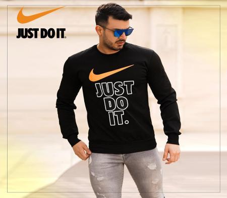سویشرت مردانه Nike مدل Just