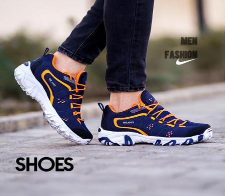 کفش مردانه مدل Hilassy