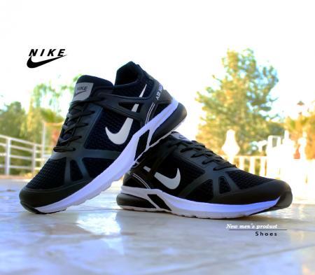 کفش مردانه Nike مدل Alke (مشکی سفید)